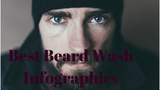 Best Beard Wash Infographics