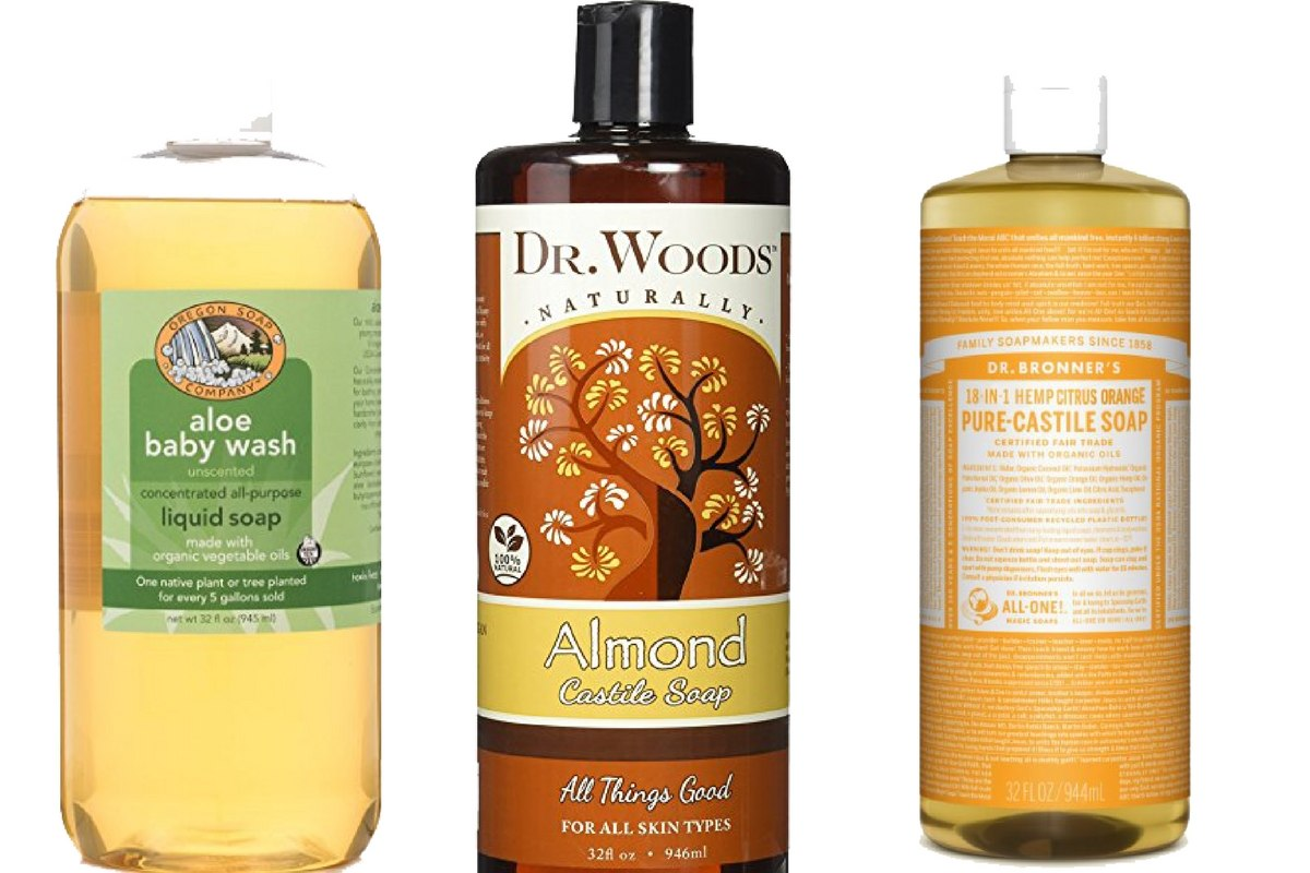 Best Castile Soaps for Cleansing and Multipurpose Use